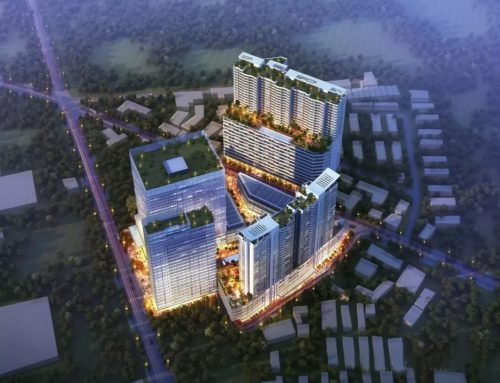 Guangdong Weiye Aluminum Factory Group Co., Ltd. Cooperated with Developers to Complete the Benchmark Project in Yangon.