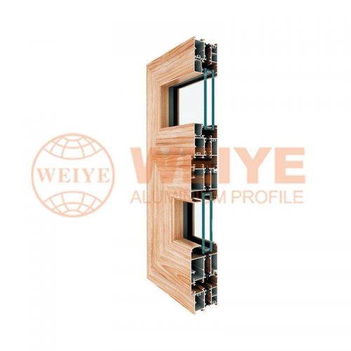 C-slot system casement window