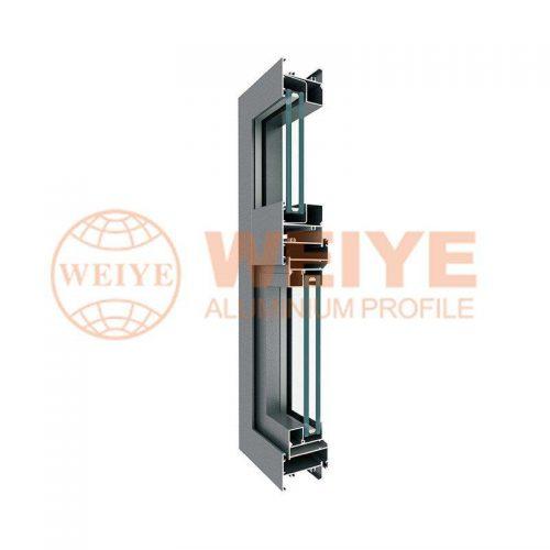 WP50H casement window
