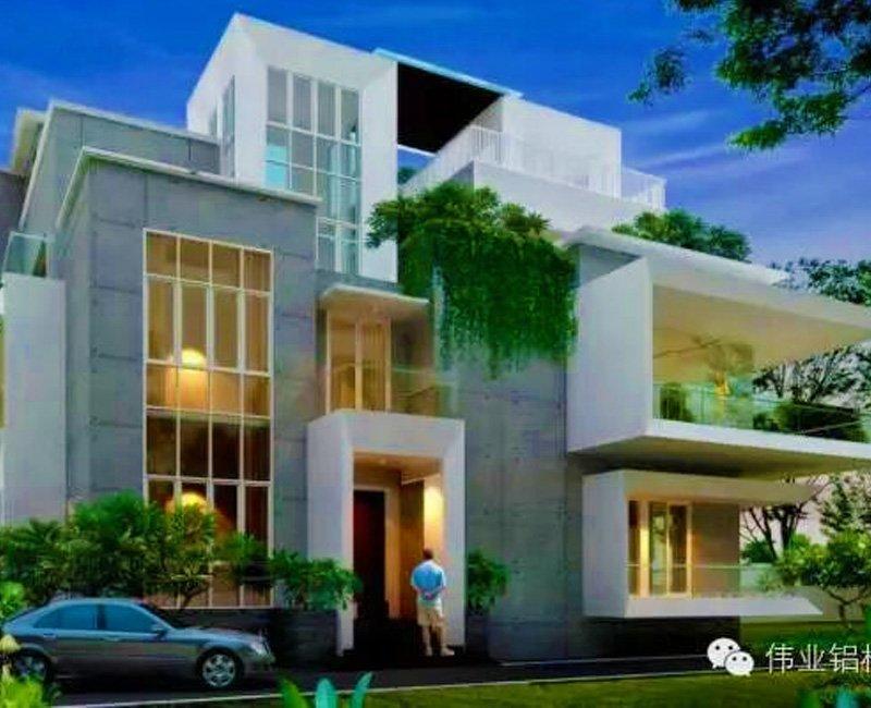 A Villa in Indonesia